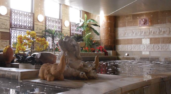 天然温泉 ゆの郷 SpaNusaDua(スパヌサドゥア)