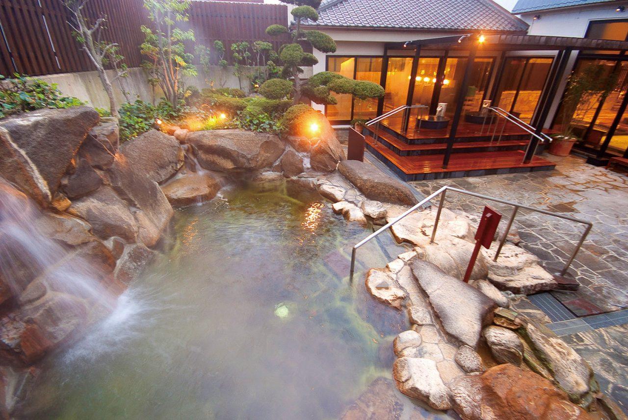 天然大和温泉 奈良健康ランド・奈良プラザホテル